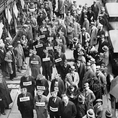 L'histoire par l'image : la crise de 1929 aux États-Unis et en Allemagne (histoire-image.org)