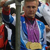David Weir (wheelchair athlete) - Wikipedia, the free encyclopedia