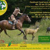 FESTIVAL CENT'ARCS A CHEVAL 2017 - Atout cheval