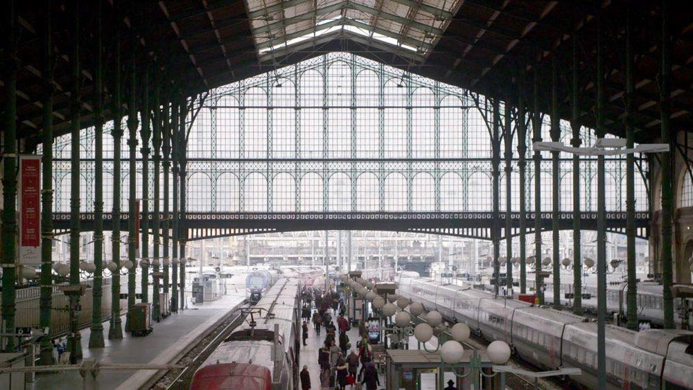 """""""Gares de Paris : Un patrimoine révélé"""", documentaire inédit ce soir sur RMC Découverte"""