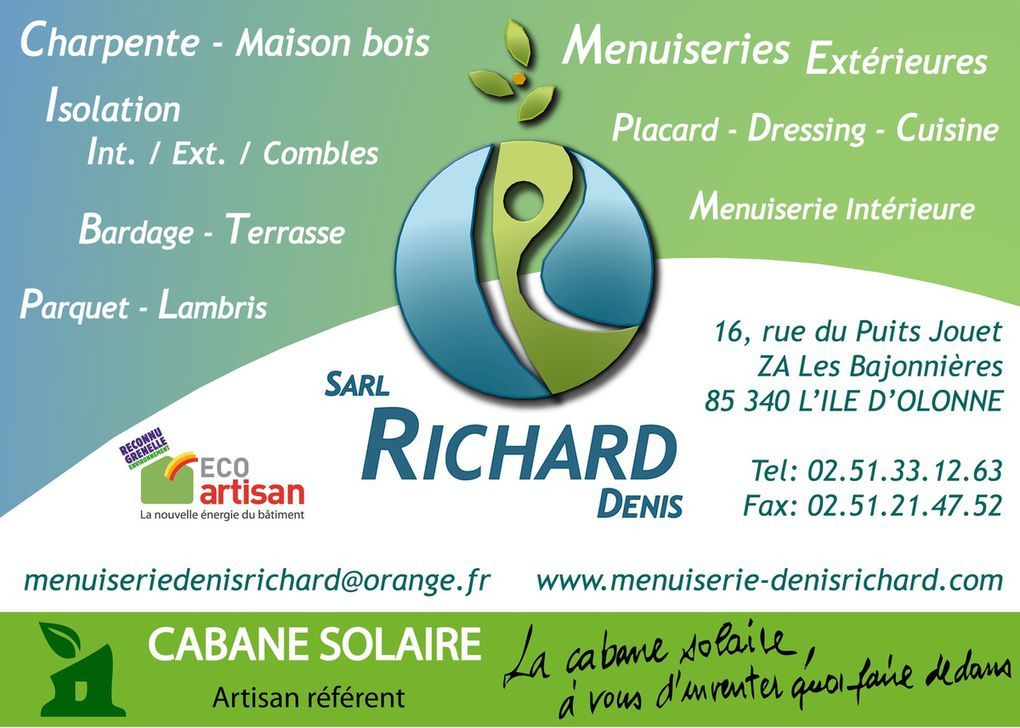 SARL Denis RICHARD & associés 2016