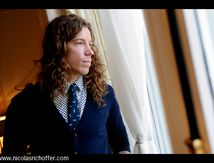 Et Shaun White regarda l'Europe