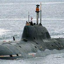 L'Inde souhaite louer un second sous-marin nucléaire à la Russie