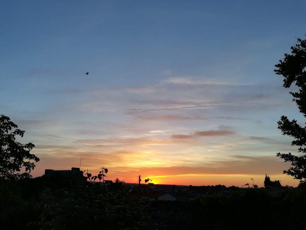 Ce 21 Juin au soir - Quand se couche le soleil physique, le soleil du coeur s'éveille -