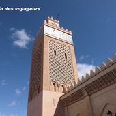 Les Tombeaux Saadiens à Marrakech - Le coin des voyageurs