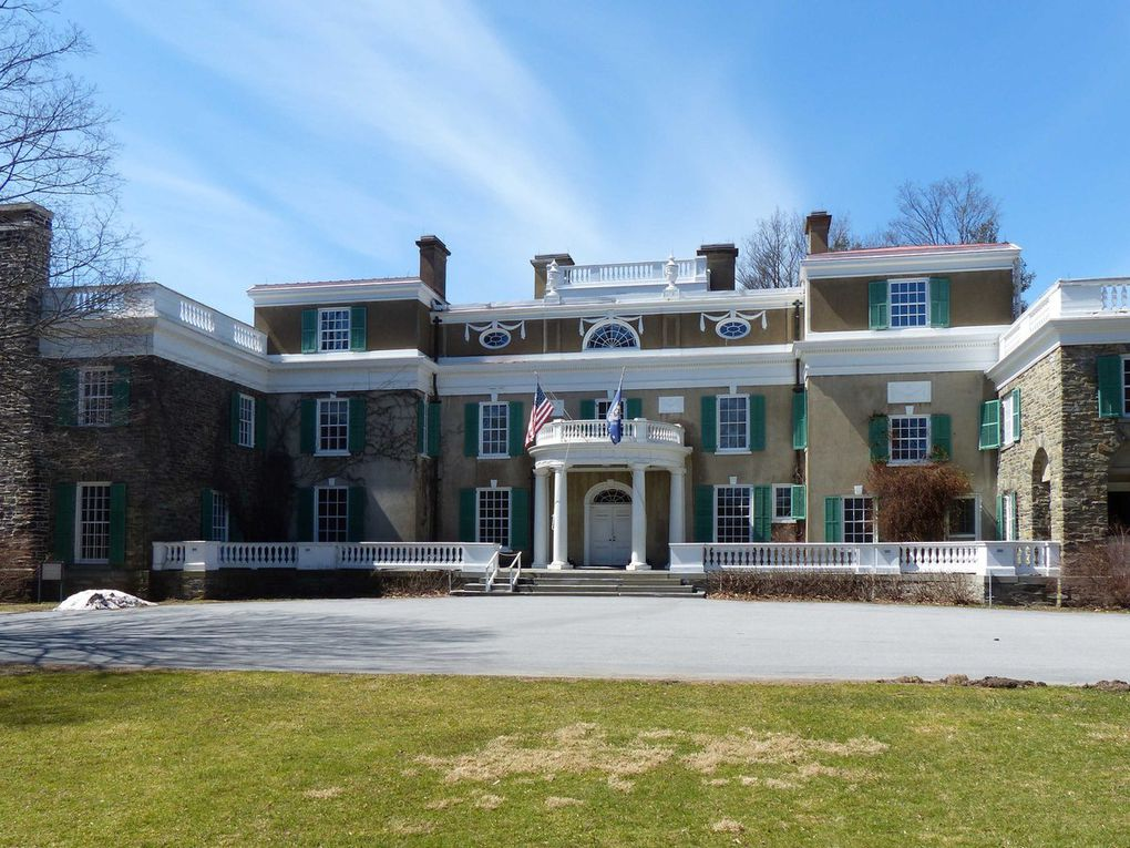 Harpers Ferry National Historical Park, Einsenhower Historic National Site, maison de Franklin D. Roosevelt, Vanderbuilt Mansion,