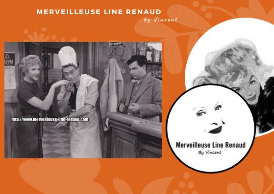 PHOTOS: Line Renaud, Darry Cowl et Michel Galabru dans l'Increvable 1959