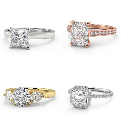 Most Popular Engagement Rings Trends 2020