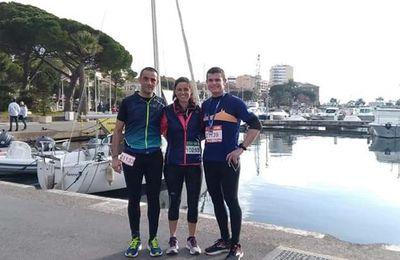 "Semi-marathon ""Les Foulées Maximoises"" 2020."