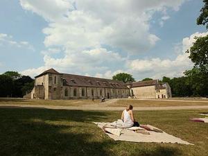 """Expo """"Plug-In"""" des étudiants de l'ENSAPC à l'Abbaye de Maubuisson"""