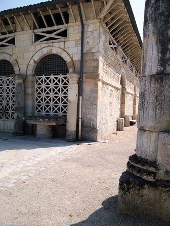 Saintes, ville gallo-romaine.