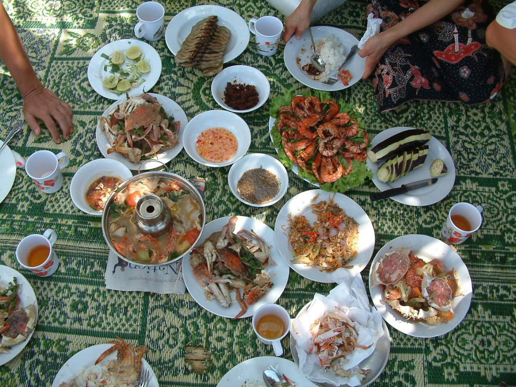 the Crabs of Kep
