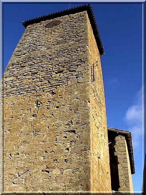 Diaporama tour fortifiée de Seissan