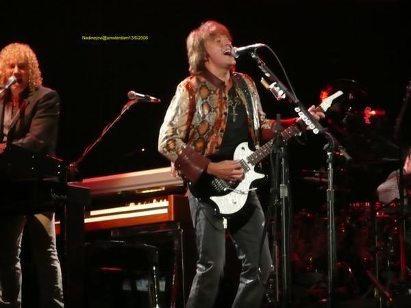 Concert de Lost Highway Amsterdam Arena vendredi 13 juin 2008