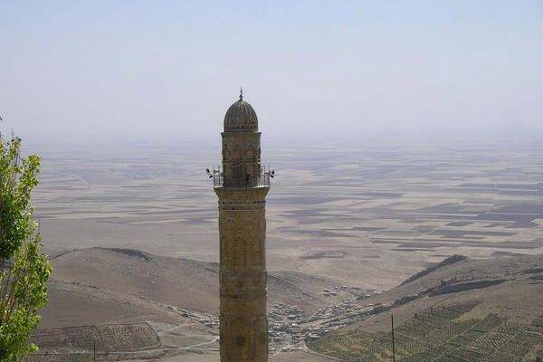 Mardin aux portes de la Syrie