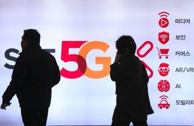 Ca y est ! Depuis 2019 la 5G est deployée sur le Territoire Sud-Corée - les écarts se sont creusés depuis - Bienvenue aux nouveaux paradigmes !