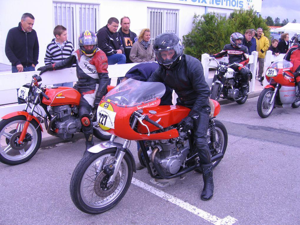 Photos paddocks  Trophées Gérard Jumeaux 2011