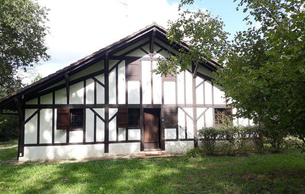 Rénovation d'une maison landaise