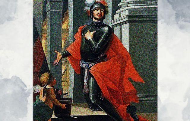 4 Maggio : San Floriano di Lorch martire - Preghiera e vita