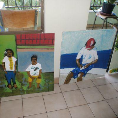 atelier peinture 2