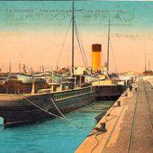 (A15) Cartes Postales Anciennes Calais Le Port - www.jepi-dunkerque.fr