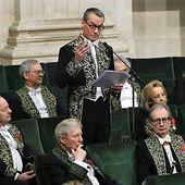 = SENSATION ! = L'écrivain d'origine russe Andreï Makine dénonce les actions criminelles de l'Otan dans son discours de réception à l'Académie française le 15 décembre 2016