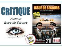 🎭 OFF19 - Benjamin et Hadrien dans Issue de Secours (MAJ)