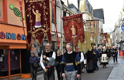 Le pardon de Saint-Corentin à Quimper ... sans procession ?