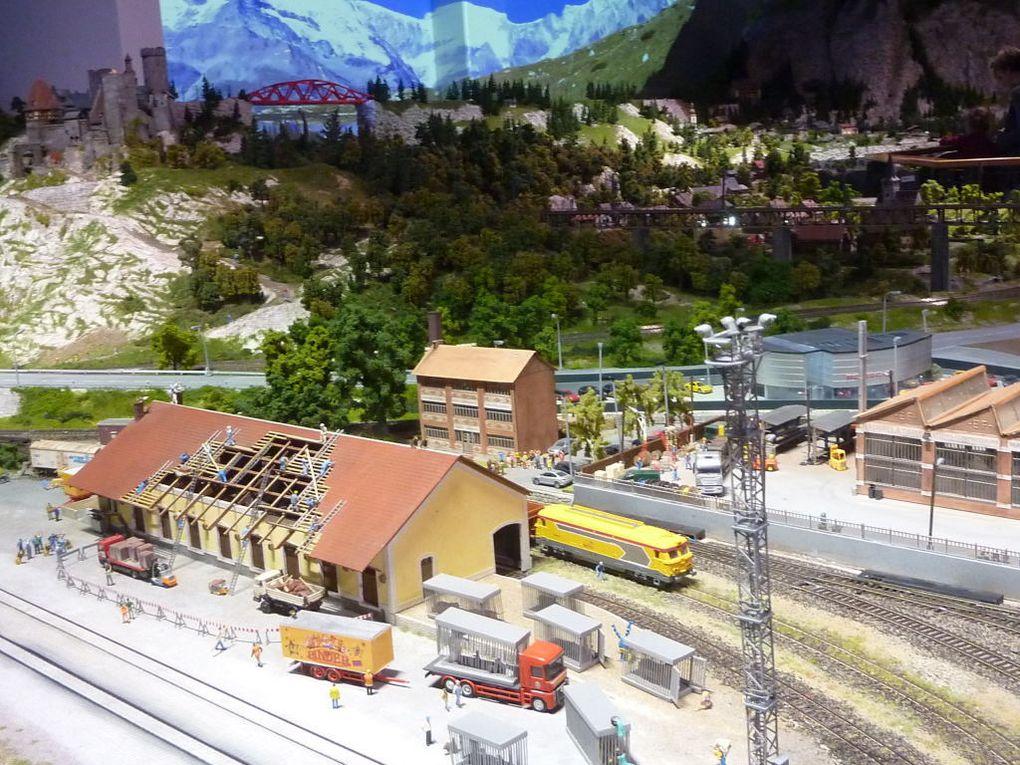 Visite Miniworld Lyon (partie 1)