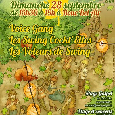 7ème édition du festival des Voix sous les Platanes