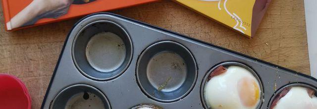 Croque muffins