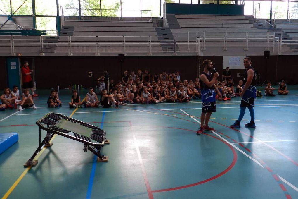 Crédits 2F Camps Basket