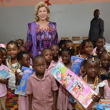 CENTRAFRIQUE: Fondation Children Of Africa