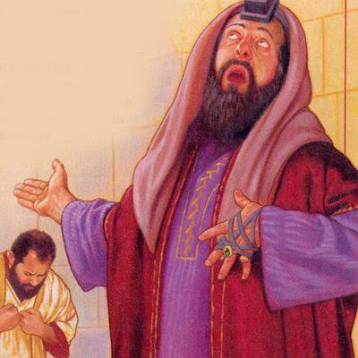 10 ème dimanche après la Pentecôte :  Abigaïl