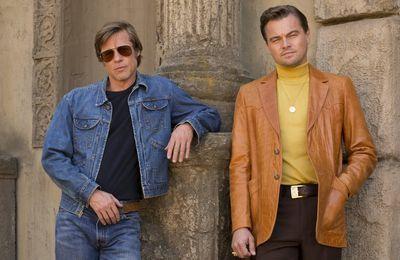 Once Upon a Time in Hollywood de Quentin Tarantino avec Leonardo Di Caprio, Brad Pitt, Margot Robbie et Al Pacino- au Cinéma le 14 Aout