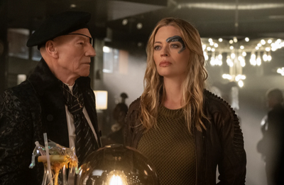 Critiques Séries : Star Trek : Picard. Saison 1. Episode 5. Stardust City Rag.