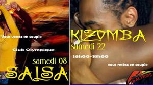 Session Salsa et Kizomba