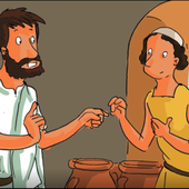Marie, la maman de Jésus - Jn 2, 1-11