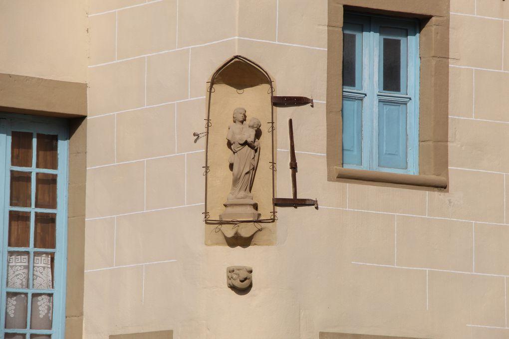 Saint-Antoine -l'Abbaye 4ème et dernière partie