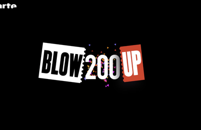 RT @blowup_arte: C'est la 200ème de Blow up...