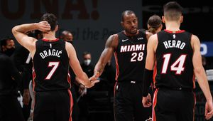 Le Miami Heat remporte un match ultra offensif contre Washington