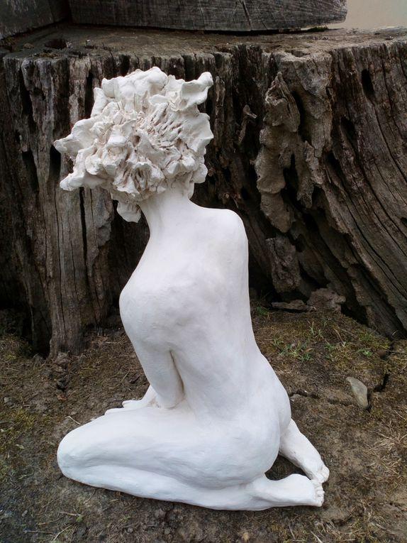 Sculpture d'Hélène