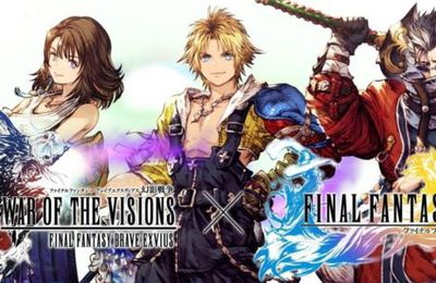 War Of The Visions Final Fantasy Brave Exvius – Un événement de collaboration avec Final Fantasy X