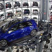 Trump veut interdire les voitures de luxe allemandes aux Etats-Unis