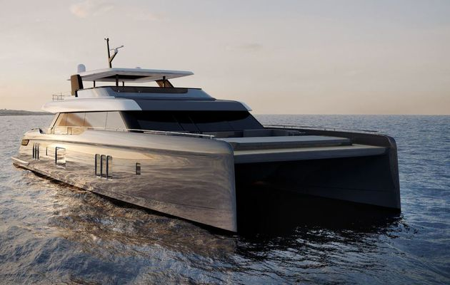 Yachting - Rafael Nadal orders luxury motoryacht 80 Sunreef Power