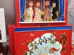 Exposition de marionnettes du monde entier