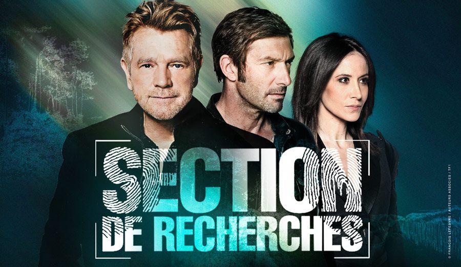 """Coup d'envoi de la saison 14 de """"Section de recherches"""" ce soir sur TF1"""