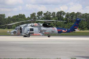 "Sikorsky MH-60R ""Strike Hawk"" - Helicopter Maritime Strike Seven Four (HSM-74) ""Swamp Fox"" - CAG bird 2016"