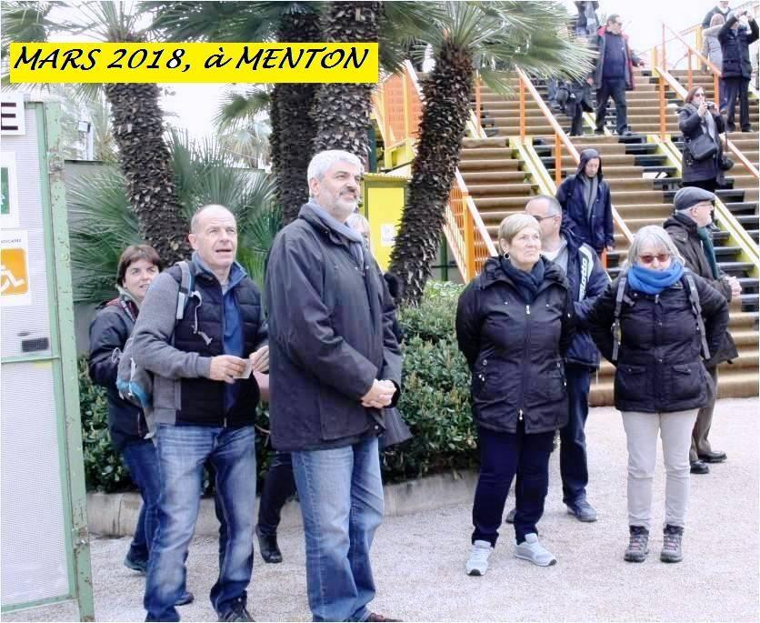 Dix à Vintimille,   Deux à St Tropez, Une à Menton,  Une à San Remo, en Mai 2013; Et, une aux Baux de Provence