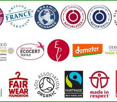 Les Labels écologique Textiles